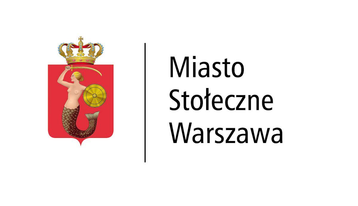 Urząd Miasta Stołecznego Warszawa – logo