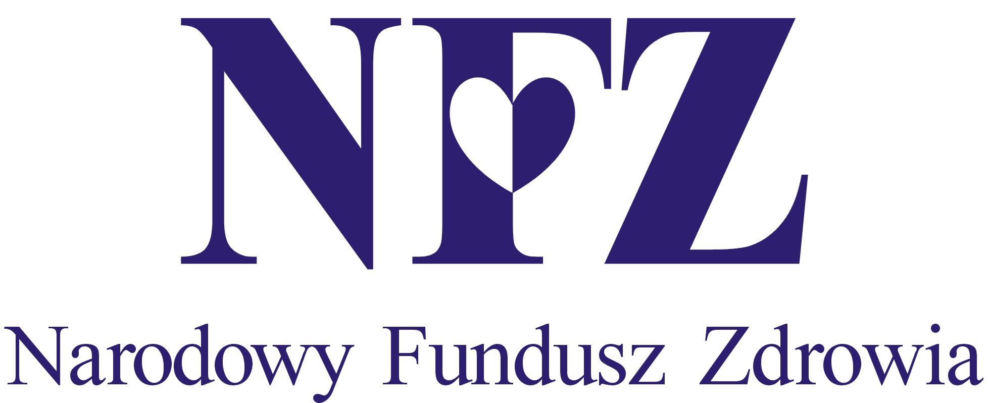 Narodowy Fundusz Zdrowia – logo